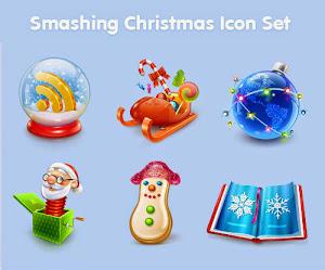 40 bộ sưu tập hình nền, icon, giáng sinh, vecter Christmas 2014