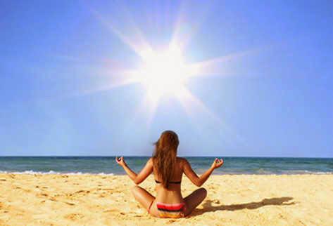 Luz solar: ¿Es la medicina para el futuro?