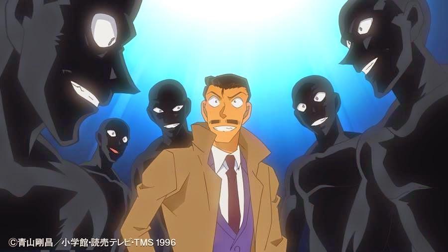 Xem phim Detective Conan: The Fugitive Kogorou Mouri - Kogorou Mouri Chúc mừng năm mới : Tập đặc biệt Vietsub