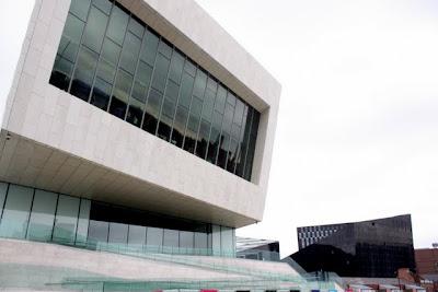 Museum of Liverpool on the Albert Dock in the UK
