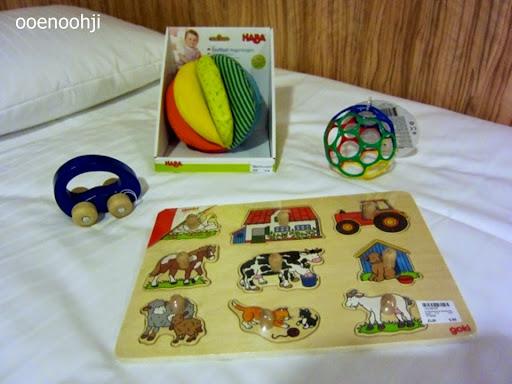 ドイツで買ったおもちゃ