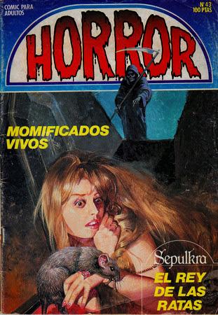 Horror [43] (1984) [C�mic][Espa�ol]