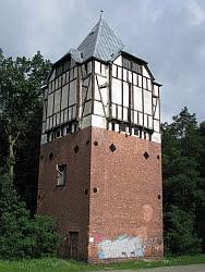 Goleniów wieża ciesnień