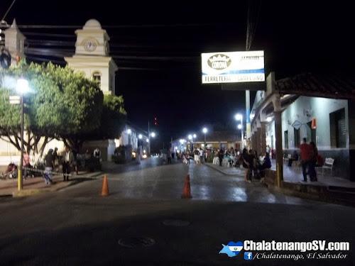 Atardeceres Chalatecos, turismo nocturno en Chalatenango