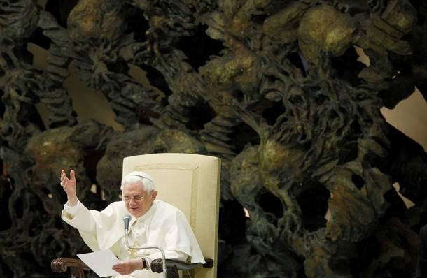 vaticano - La Ciudad Satánica del Vaticano 610x