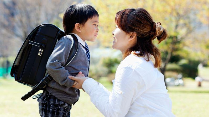thơ mẹ dạy bảo con trai