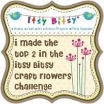 Itsy Bitsy Challenge winner