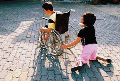 Thơ người khuyết tật