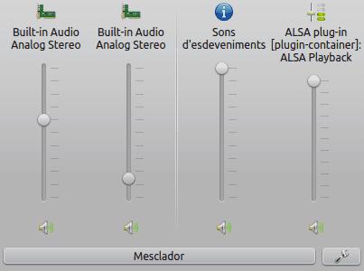 Novedades de KMix para KDE 4.13