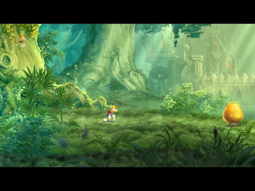 Screen Shot Of Rayman Legends (2013) Full PC Game Free Download at Alldownloads4u.Com