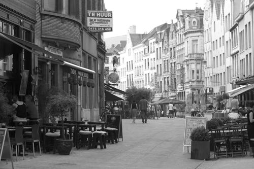 Oude Koornmarkt 48 Antwerpen