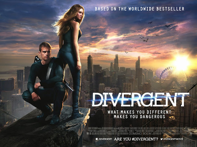 H Τριλογία της Απόκλισης: Οι Διαφορετικοί Divergent Wallpaper