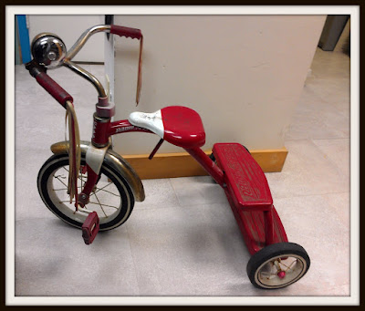 POD: Tricycle