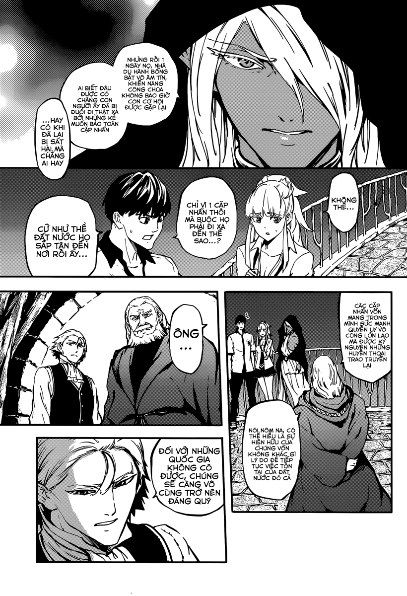 Kekkon Yubiwa Monogatari chap 8 page 15 - IZTruyenTranh.com