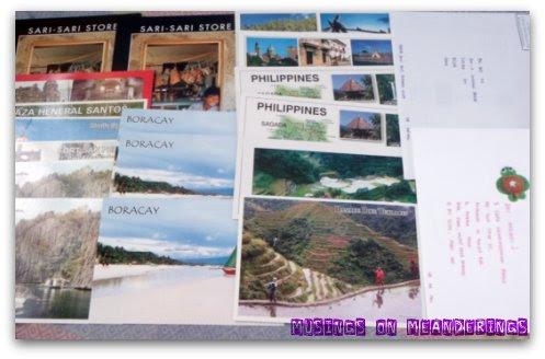 postcrossing, direct swaps, souvenirs