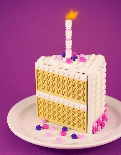 Lego Birthday Cakes