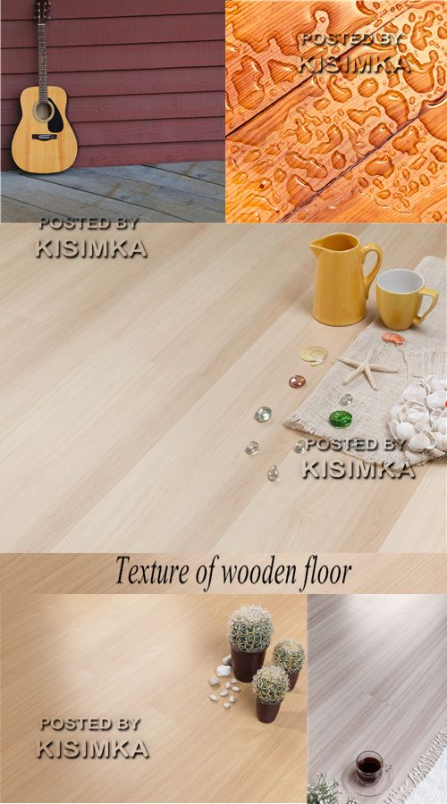 Stock Photo: Texture of wooden floor