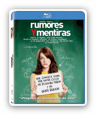 Rumores y mentiras [HDTV 1080i][Dual AC3][Comedia][2010]