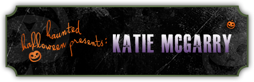 Haunted Halloween with Katie McGarry and a Giveaway