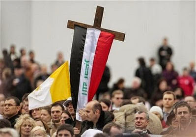 The West is impotent as Christians flee the Muslim world