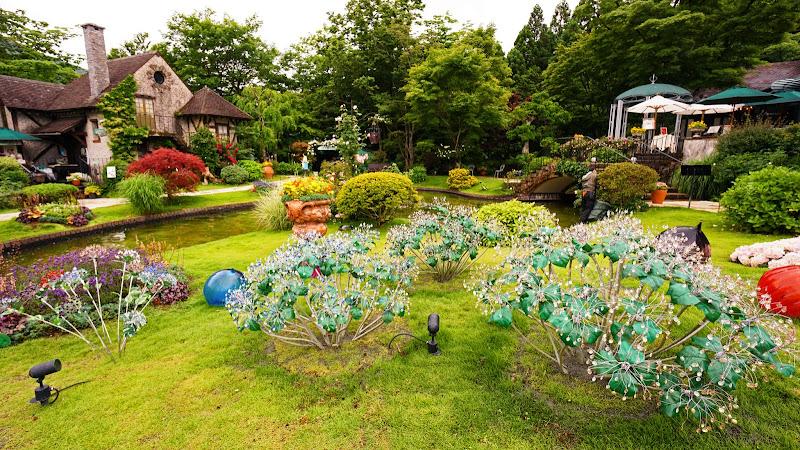 箱根 ガラスの森美術館 写真9