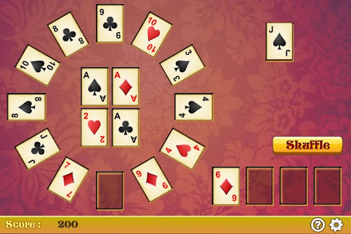 Switchback Solitaire 1.0.0