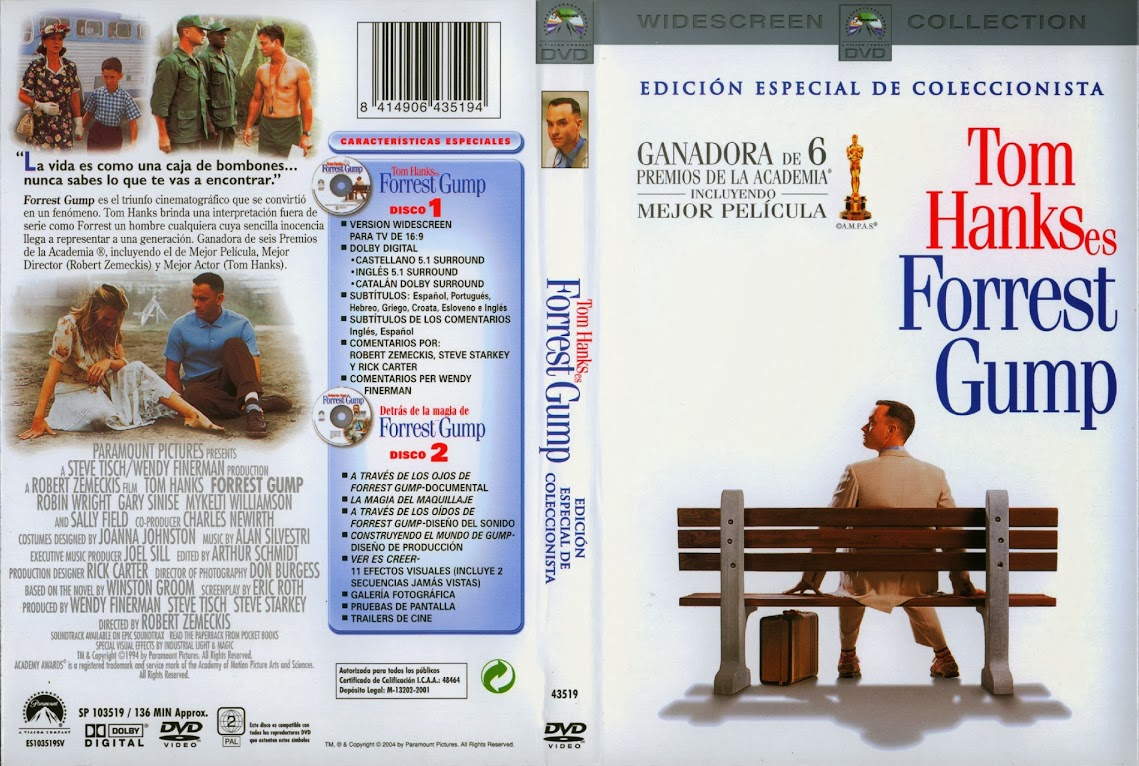 an analysis of the three important values in the movie forrest gump by robert zemeckis