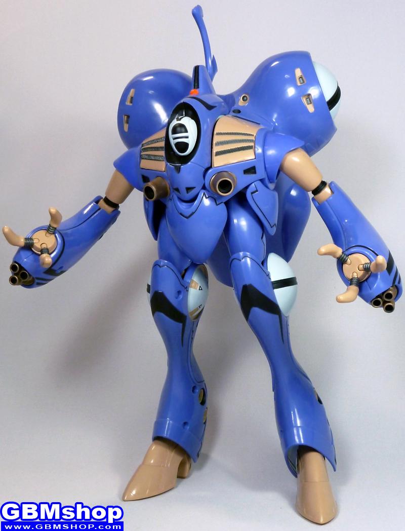 The Super Dimension Fortress Macross Do You Remember Love Meltrandi Queadluun-Rau Battle Suit Max Maximilian Jenius Custom