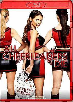 Filme Poster All Cheerleaders Die BRRip XviD & RMVB Legendado