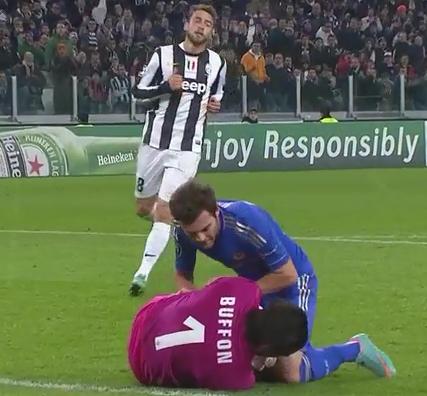Mata, Juventus - Chelsea