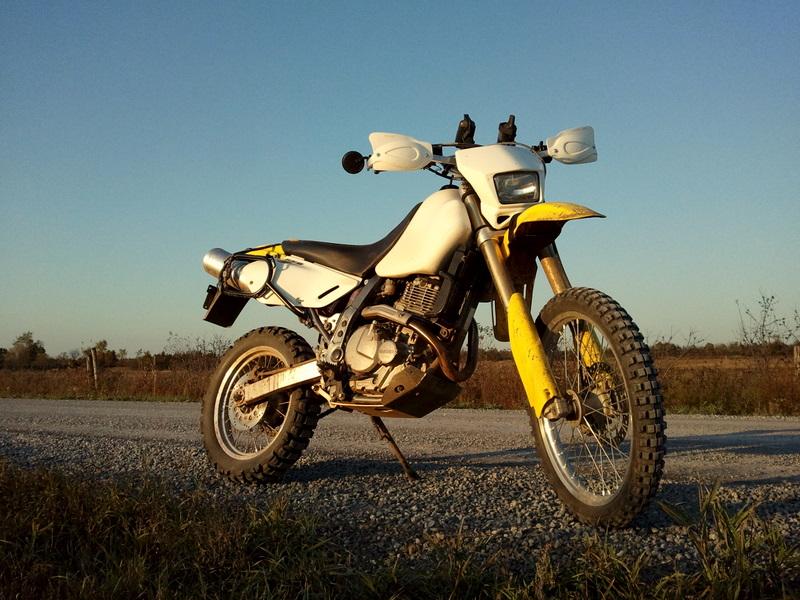 2003 Suzuki DR650
