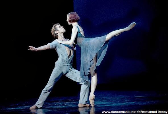Julien Favreau et Elisabet Ros