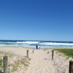 Northern end of Birdie Beach (251068)