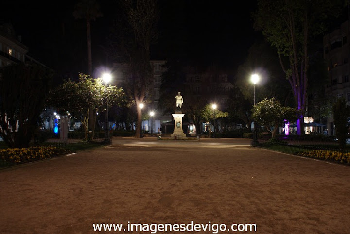 Alameda noche