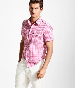 trang phuc phu hop voc dang 4 Giúp bạn nam chọn áo quần phù hợp với vóc dáng