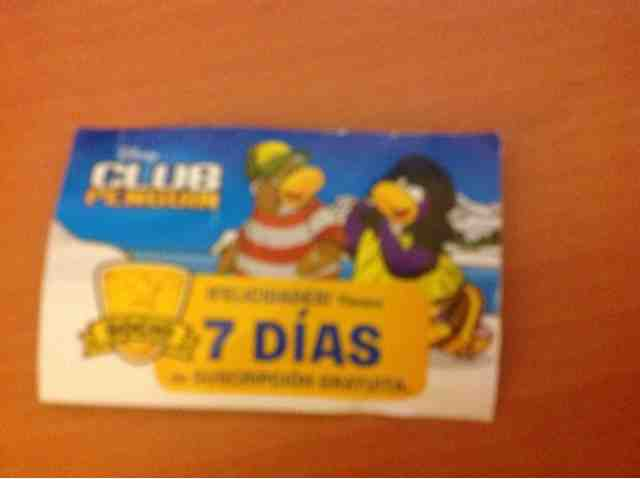 Generador De Codigos De Membresia Club Penguin