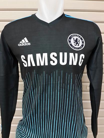 Jual Jersey Chelsea 3rd Lengan Panjang 2014-2015