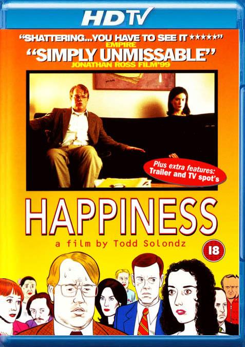 Happiness [1998][Comedia negra. Drama. Cine indie][m720p][HDTV x264][Dual][Eng.Esp][Ac3-2.0][Subs]