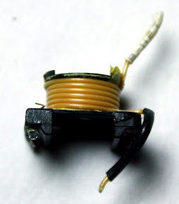Secondary output winding from iPhone charger flyback transformer