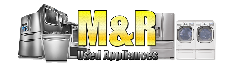 M R Used Appliances