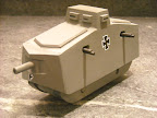 A7V Front On