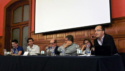 El 'Primer Encuentro de Emprendores Centro UNESCO Gran Canaria – Canarias Investiga' concluyó el pasado jueves en el Gabinete Literario