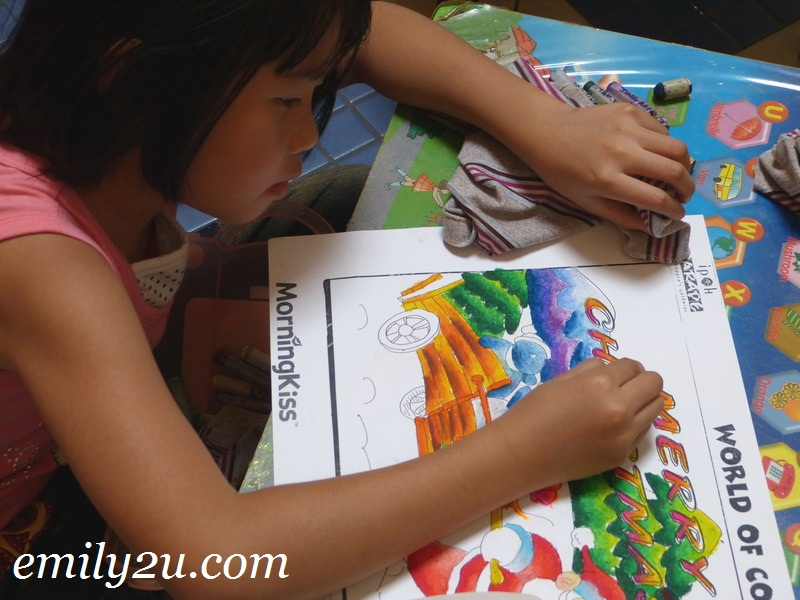 kids colouring competition
