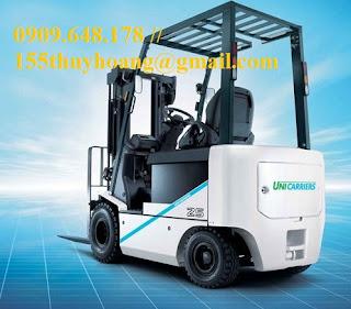 Xe nâng điện 2.5 tấn Unicarriers