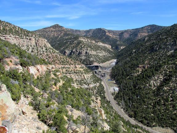 West Ridge Mine in C Canyon