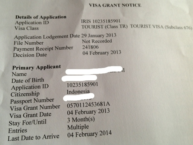 how to get a visa for uk from australia