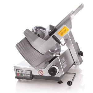 Bizerba Automatic Commercial Safety Slicer Model GSP - HD  &  PW Scale