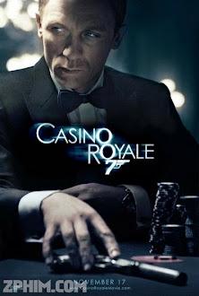 Điệp Viên 007: Sòng Bạc Hoàng Gia - Casino Royale (2006) Poster