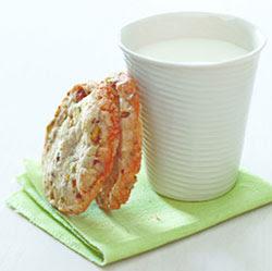 Toasted Pistachio Crisps