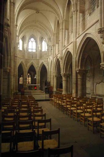 L'église Notre-Dame de Saint-Père